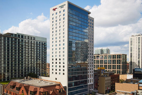 Hampton/Homewood Suites – 118 Jefferson