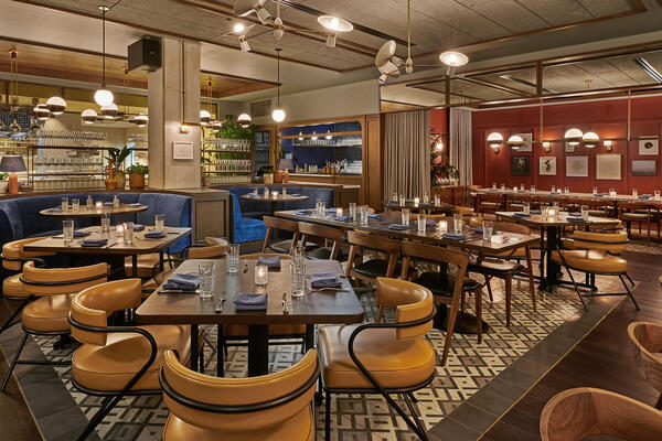 Hoxton Hotel Restaurants