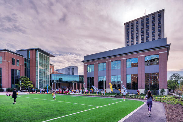 Loyola Campus Improvements - West