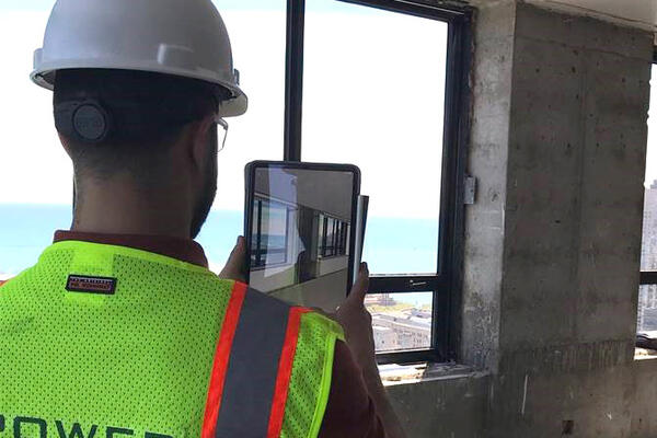 Power Construction AR VR