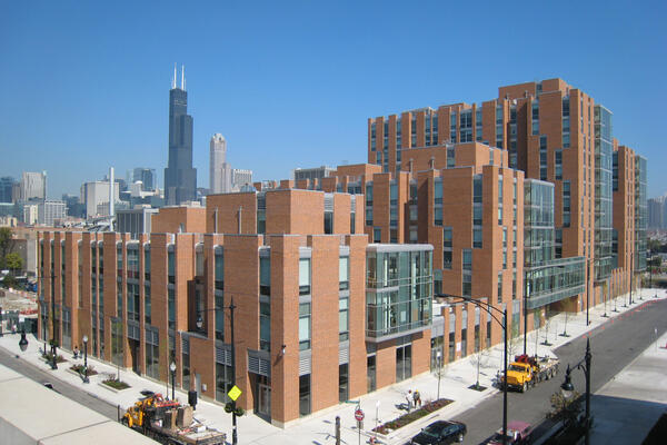 UIC James Stukel Towers