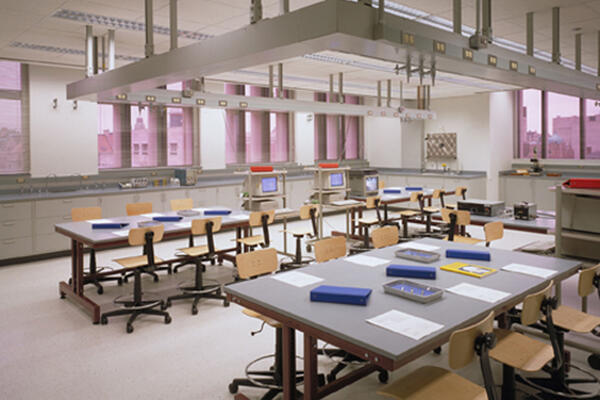 Donnelley Biological Sciences Learning Center